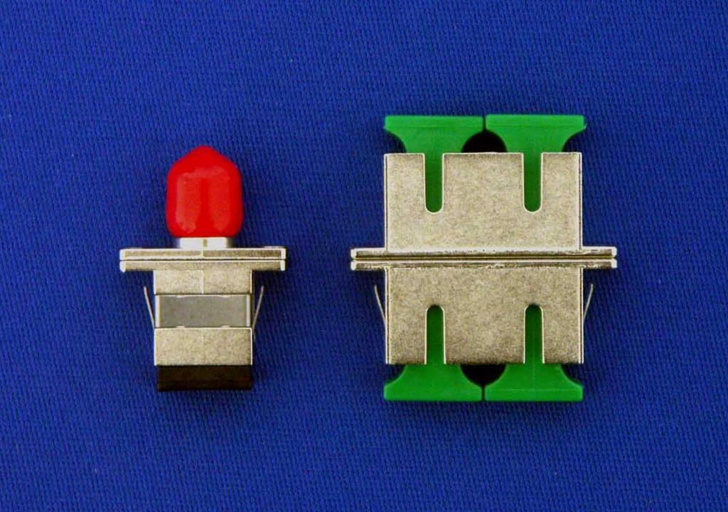 Fiber Optic Adapters / Mating Sleeves