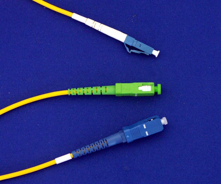 Standard Patch Cords & Pigtails