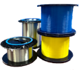 Bare Optical Fiber Spools