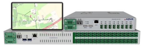 Fiber Monitoring Image