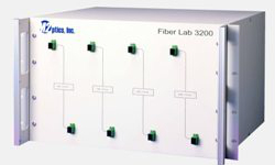 Optical Fiber Spools for Network Simulation and Latency