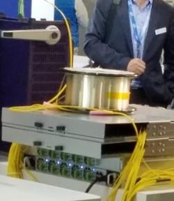 Unprofessional Fiber Setup - Trade Show.jpg